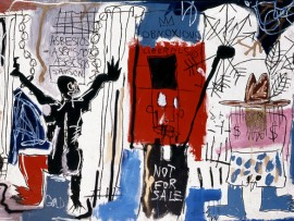 jean-michel basquiat: now's the time debuts at the art gallery of ontario