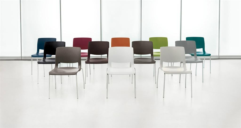 teknion's variable seating, designed by alessandro piretti
