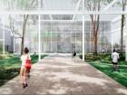rendering courtesy of moriyama & teshima architects