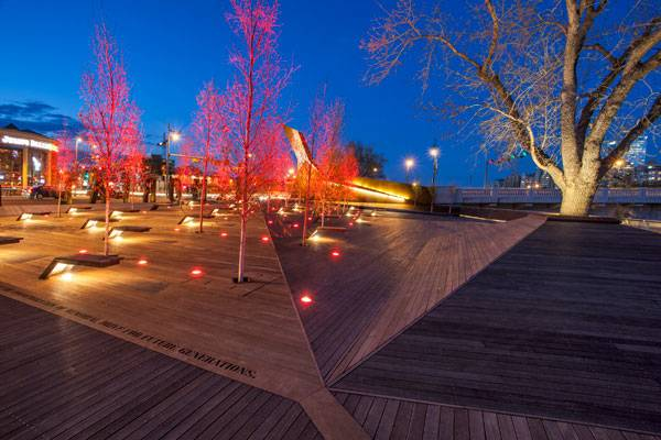 poppy plaza. photo by brian shier.
