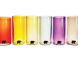 highball glasses by claire anderson and steven woodruff