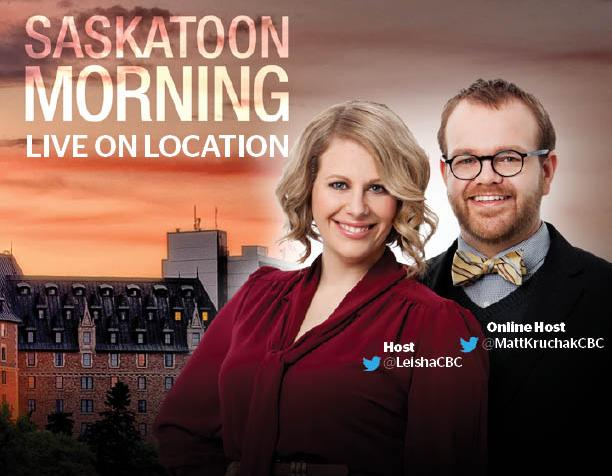 the future of idylwyld drive: CBC saskatoon live on location with U of S regional & urban planning students