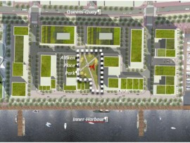 bayside site map
