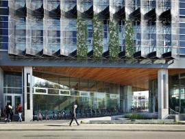 CIRS facade