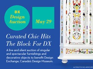 DX design auction