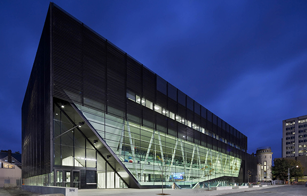 goldring centre for high-performance sport at the university of toronto by kau architects inc. and maclennan jaunkalns miller architects.