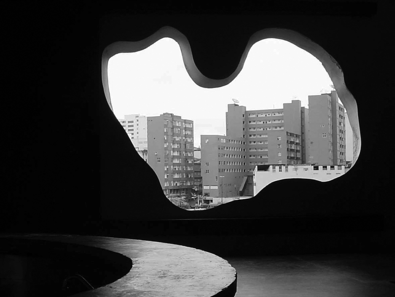 gregrio de mattos theater, salvador, lina bo bardi, 1987. photo credit: zeuler r. lima