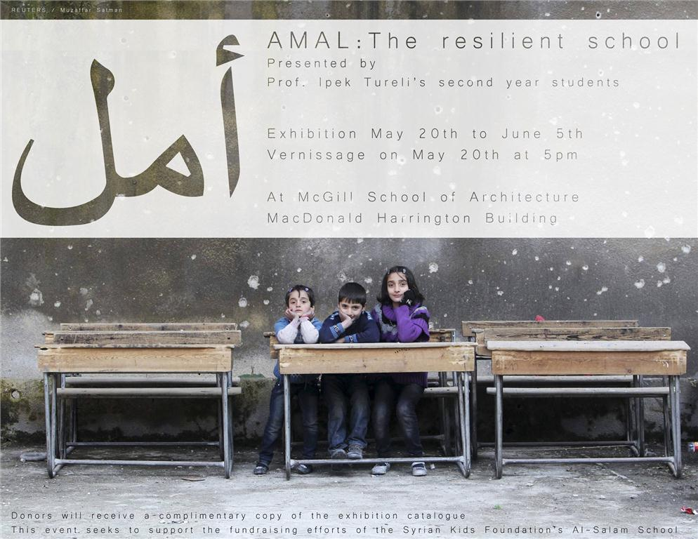 amal: the resilient school