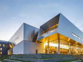 the inaugural lieutenant governor's award was presented to the isabel bader centre for the performing arts by N45 architecture inc. in association with snhetta architecture design planning P.C.