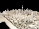 city model by hariri pontarini architects