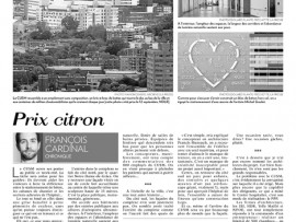 the work of franois cardinal in la presse