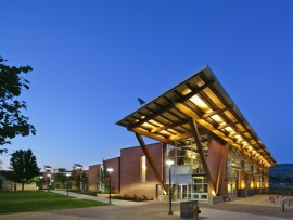 okanagan college centre of excellence in sustainable building technologies