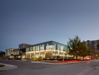 kitchener public library by LGA architectural partners