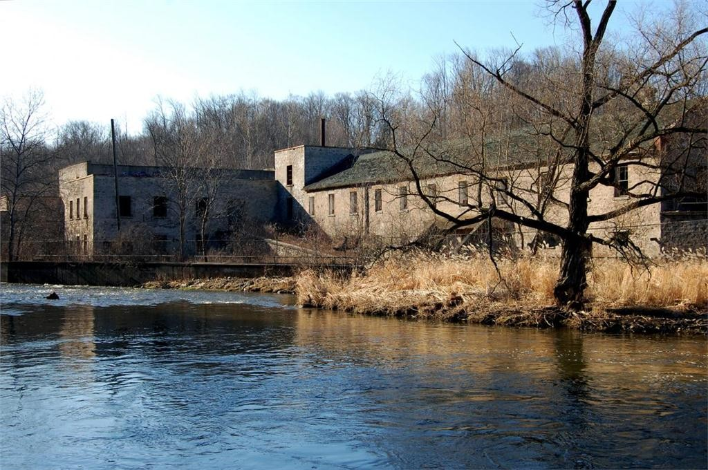 barber paper mill in georgetown, ontario