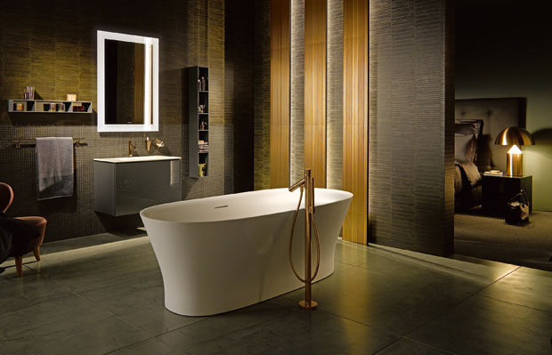 duravit's ME series by philippe starck