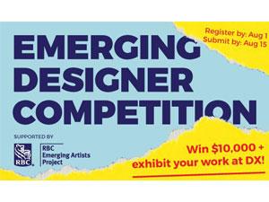 DX emerging designer competition