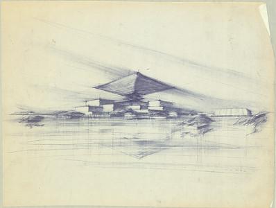 arthur erickson: site lines