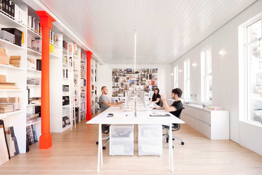 Montreal firm wins raic emerging architectural practice award for Montreal interior design firms