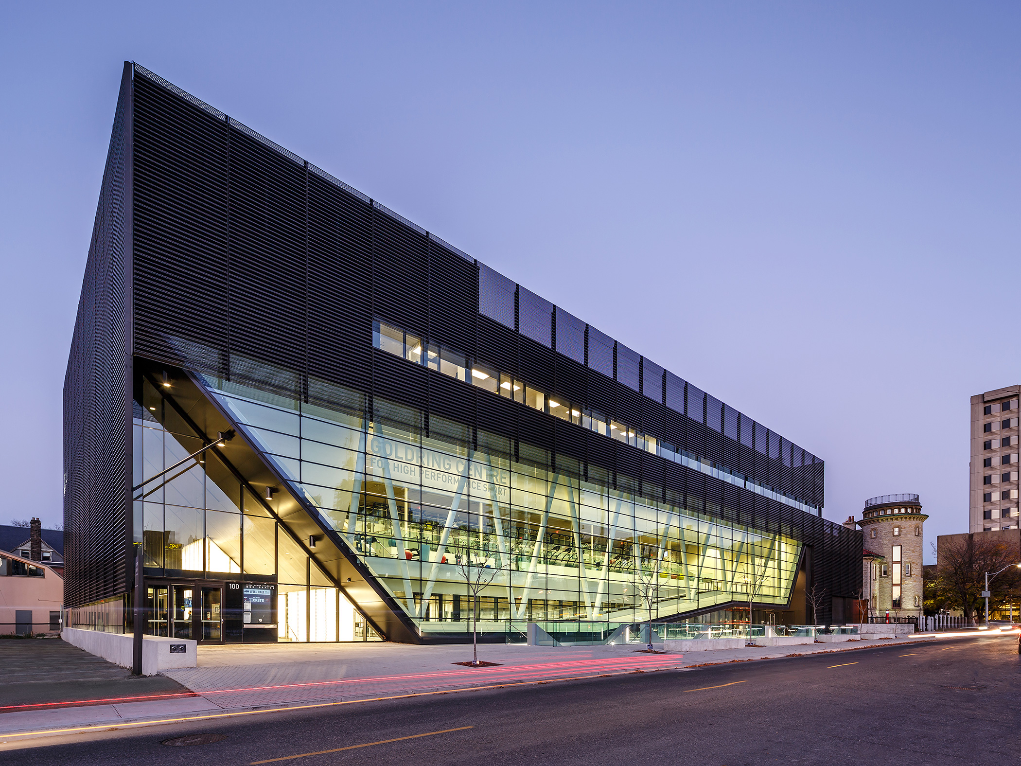 Mjma receives raic 39 s 2016 architectural firm award for Architecture firms waterloo