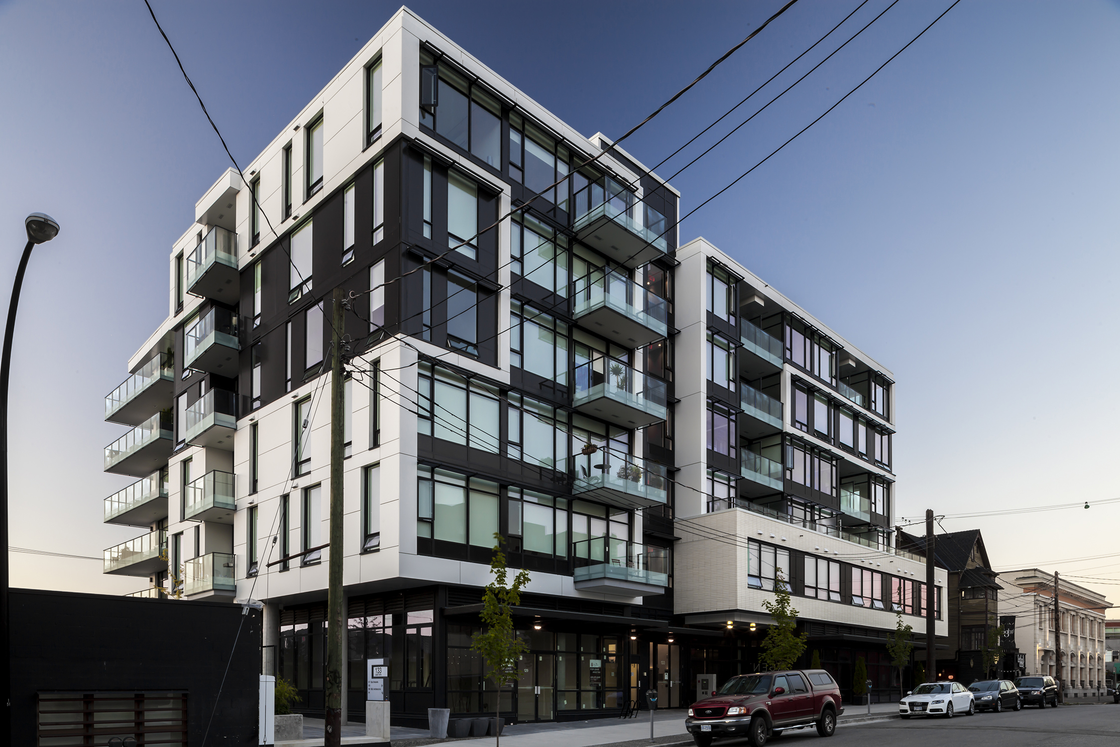 Vancouver celebrates best in local architecture and design for Residential architect