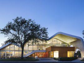 Jasper Place Library by HCMA Architecture + Design and DUB Architects. Photo courtesy of HCMA.