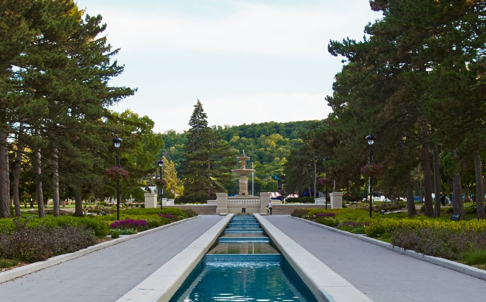 Hamilton s gage park to receive inaugural csla legacy for Canadian society of landscape architects