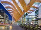 TELUS Garden Office Pavilion, Henriquez Partners Architects. Category: Urban Elements.