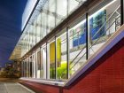 York Theatre, Henriquez Partners Architects. Category: Government and Institutional Building.