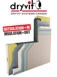Dryvit systems canada canadian architect for Dryvit