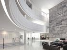Photo courtesy of B+H Architects