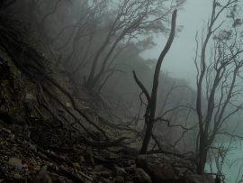 Bas Princen. Volcano Walk, Kawah Putih (White Crater), 2015. C-print, 180 x 225 cm. Photo credit: © Bas Princen