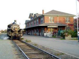 Kamloops Heritage Railway Station (B.C). © Parks Canada