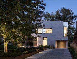 Rosemary House by Kohn Shnier Architects