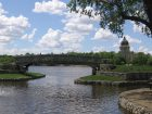 The principles-based plans aim to balance landscape and buildings. Photo: Wascana Centre Authority