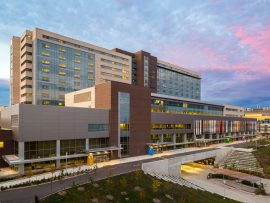 Humber River Hospital. Photo courtesy of PCL Constructors