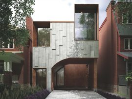 Rendering of the Pacific Residence in Toronto. Photo: Batay-Csorba Architects