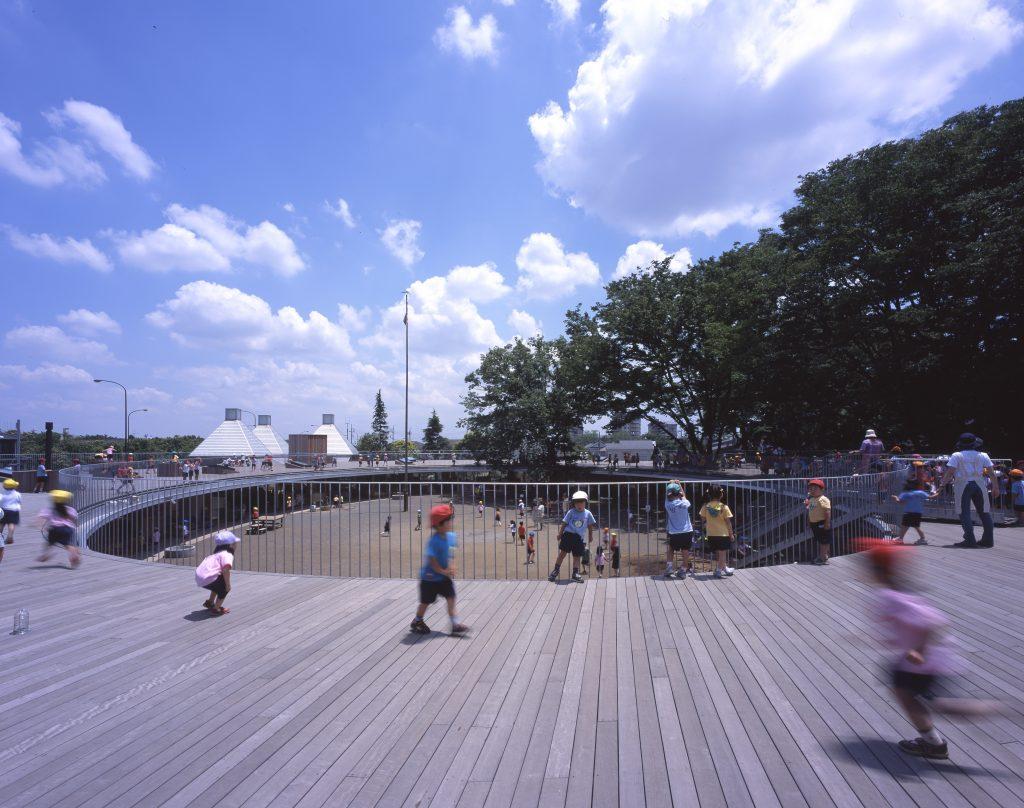Fuji Kindergarten, Moriyama Prize, Image by Katsuhisa Kida