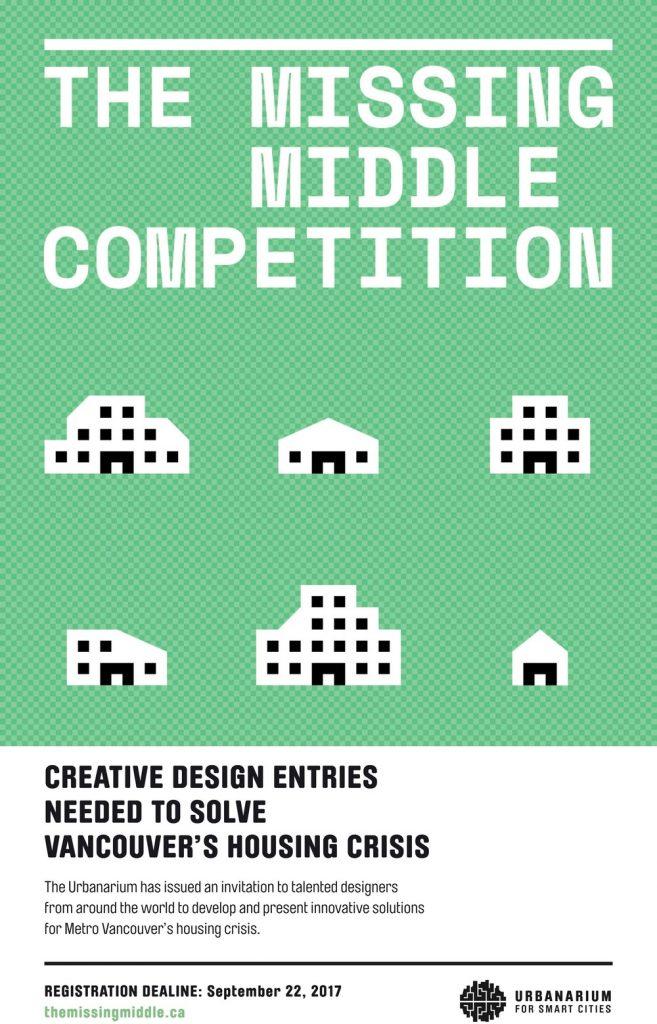 Missing Middle Competition, Urbanarium