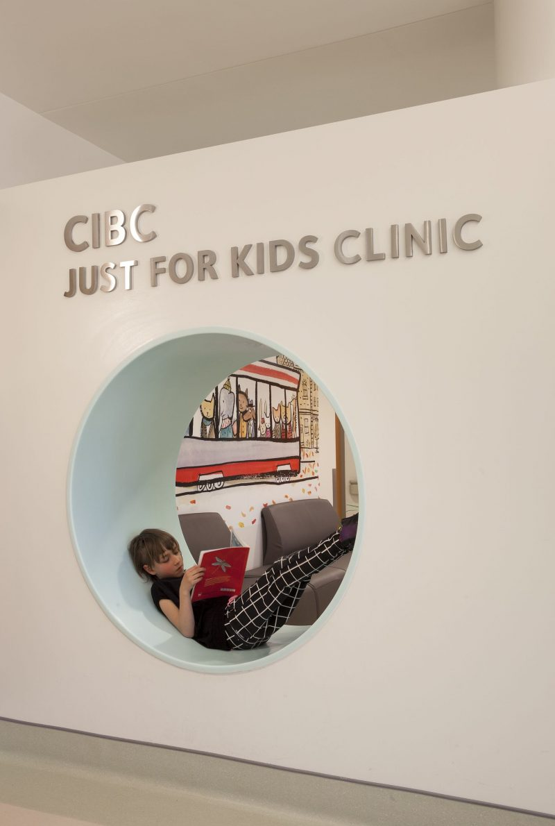CIBC Just for Kids Clinic — Photo Lisa Logan