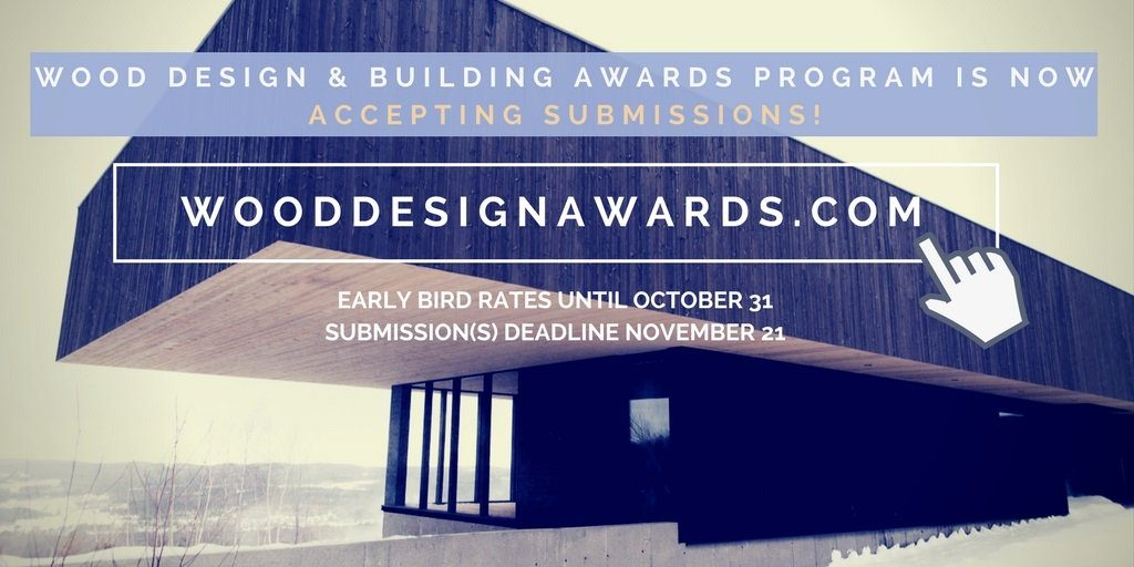 Wood Design Awards