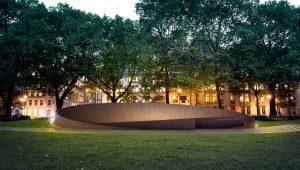 Diamond Schmitt Architects Entrance to Holocaust Memorial