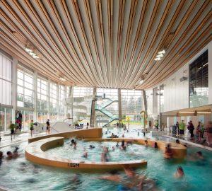 Grandview Heights Aquatic Centre, Surrey, HCMA Architecture + Design