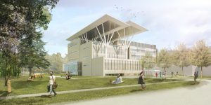 Joyce Centre for Partnership and Innovation, Mohawk College, B+H, mcCallumSather