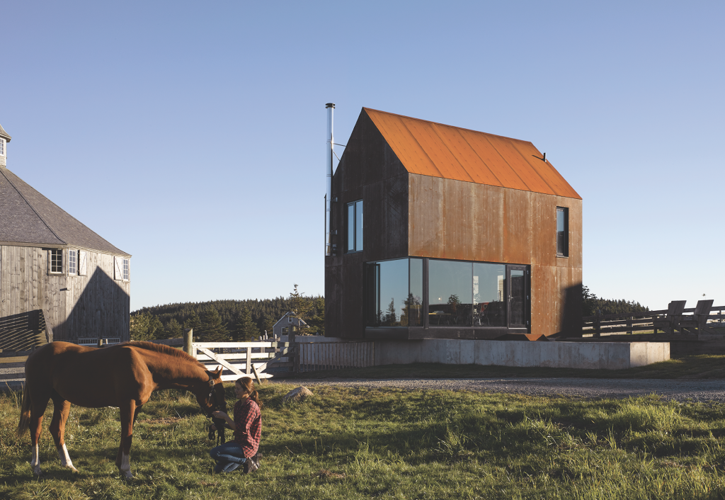 Enough House, Moriyama RAIC International Prize, Image by James Brittain