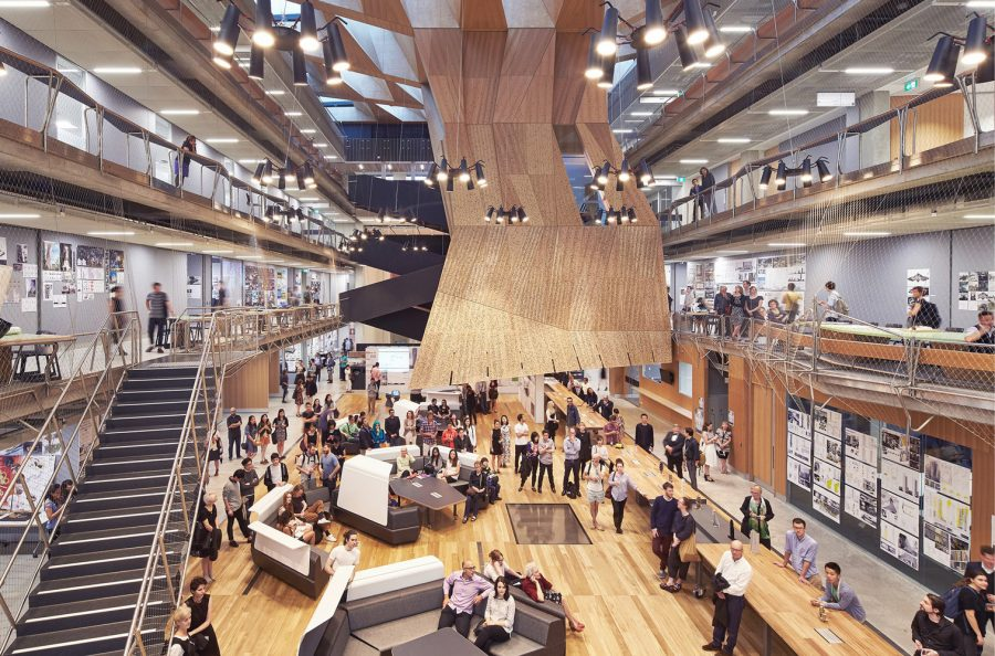 Melbourne School of Design, Image by Peter Bennetts