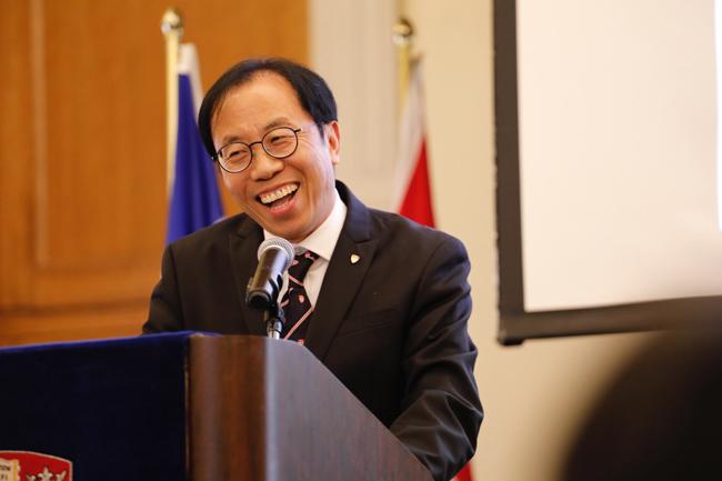 Peter-Guo-hua-Fu. Photo: Paul Fournier