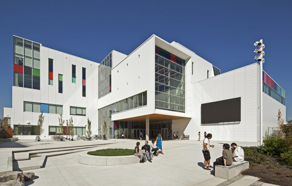 Emily Carr University, Diamond Schmitt Architects, Vancouver