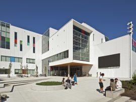 Emily Carr University, Diamond Schmitt Architects, Vancouver