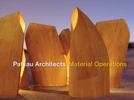 Material Operations, by Patkau Architects