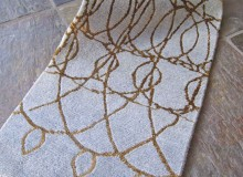 """French Wire, by Creative Matters Inc., is nominated for an international carpet design award."